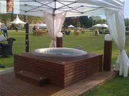 Best 20 piscine jacuzzi ideas on pinterest jacuzzi - Jacuzzi exterieur gonflable ...