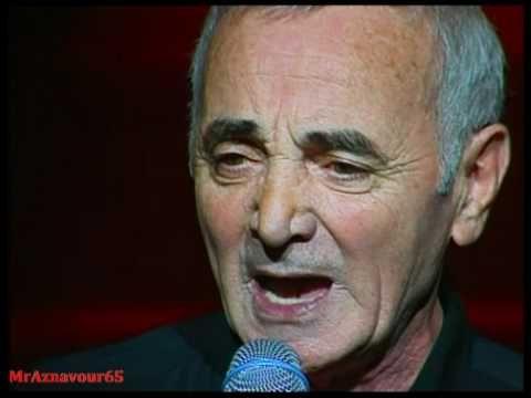 Charles Aznavour chante Emmenez moi 1997