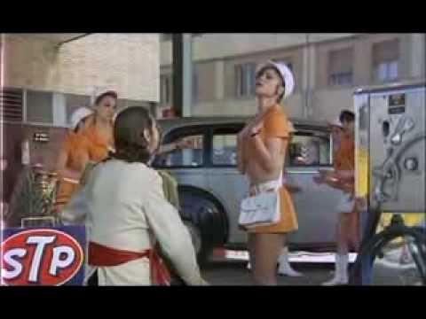 Marisol - Pepa Flores -  Tengo el Corazón contento. Winner, Best Use of Gasoline Nozzles and White Go Go Boots.