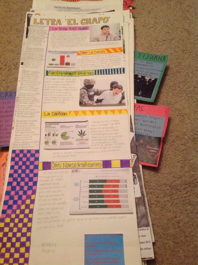 INFOGRAPHICS! Essay alternative to spice things up