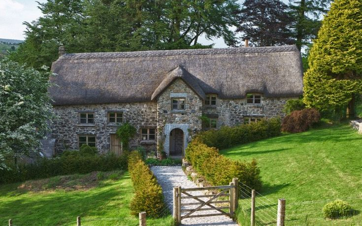 Four-bedroom cottage situated in Dartmoor National Park (Strutt & Parker, 01392 215631)