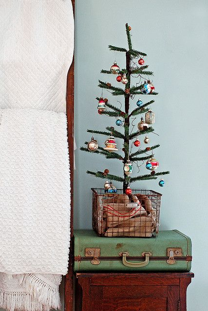 665 best christmas tree ideas images on pinterest - Sapin de noel exterieur ...