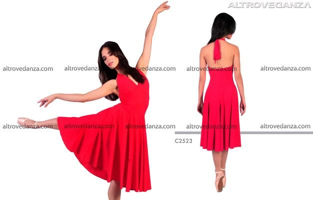 Vestito Danza Moderna Contemporanea (C2523)