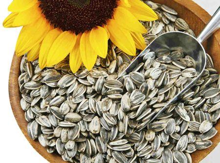 Semillas de girasol: beneficios y propiedades