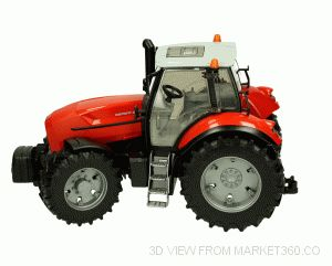 Same diamond Tractor 270 bruder 03086