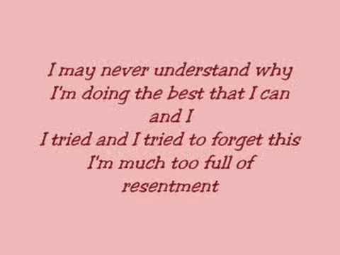 Beyonce - Resentment lyrics