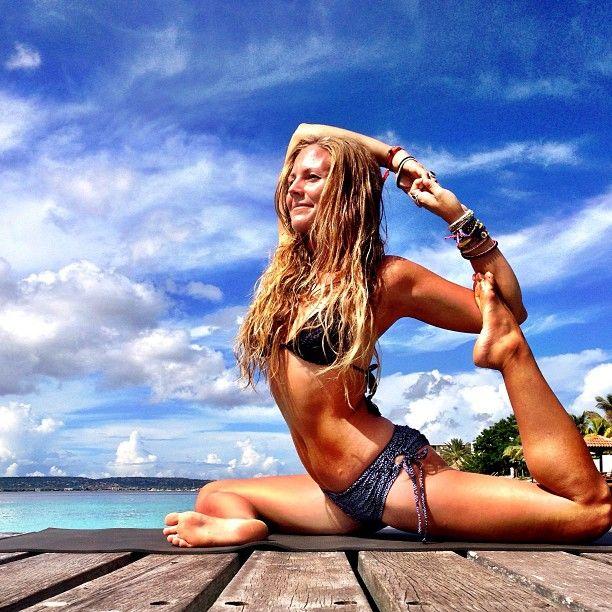 Rachel Brathen @yoga_girl Embrace the beaut...Instagram photo   Websta