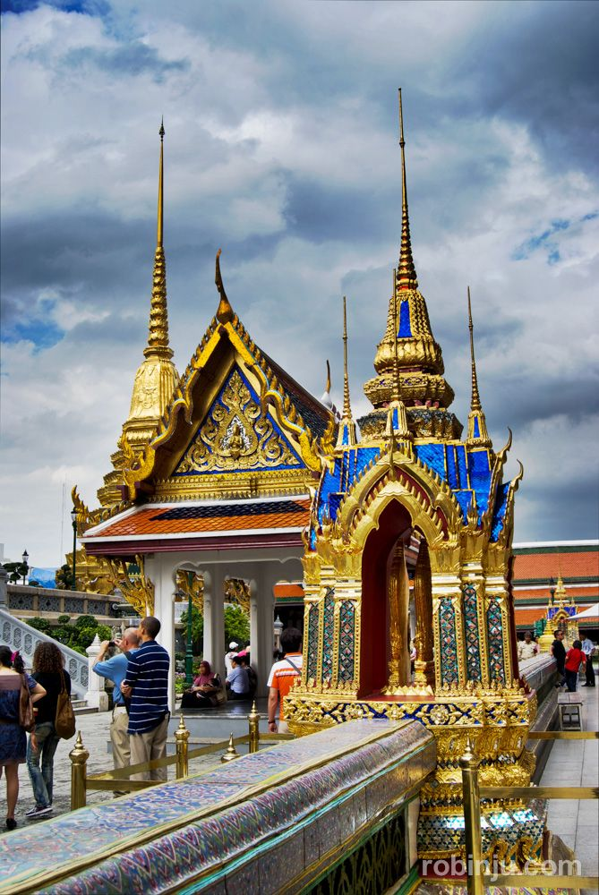 Wat Phra Kaew, el templo del Buda de Esmeralda