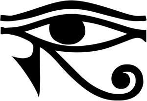 eye of horus template - Google Search