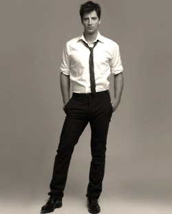 Sakis Rouvas - Greek singer.