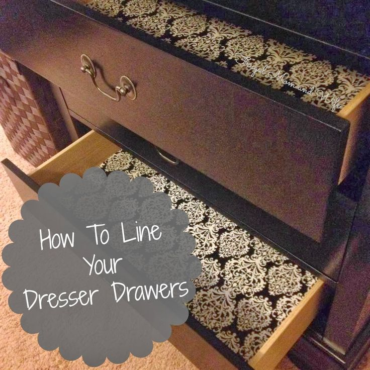 25 Best Ideas About Lining Drawers On Pinterest Diy