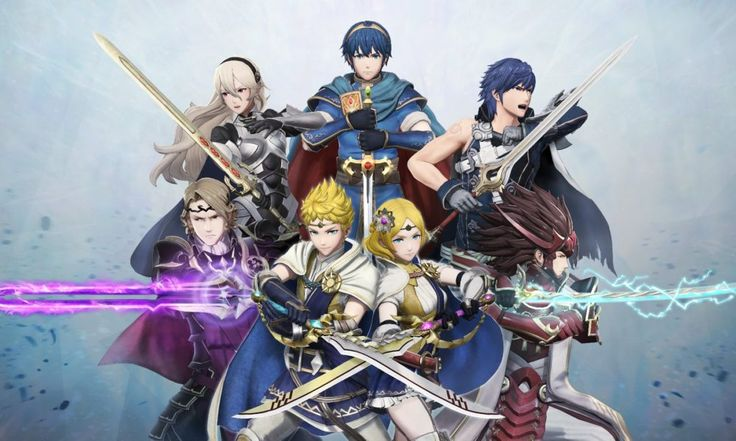 The Latest Fire Emblem Warriors Trailer Confirms Four New Characters
