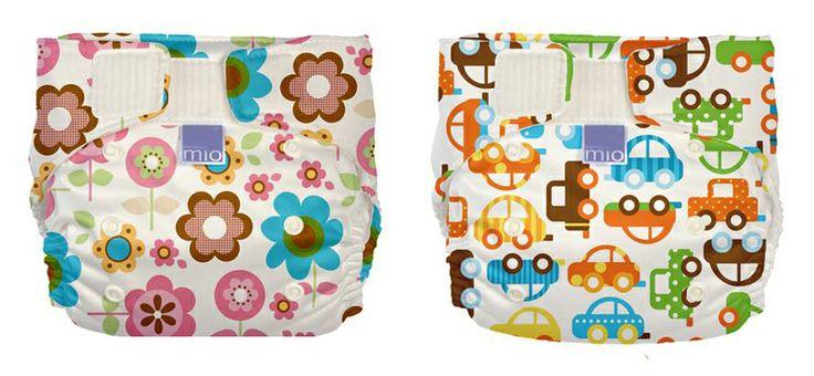 Bambino Mio yıkanabilir bebek bezinin yeni desenleri çok yakında satışta...
