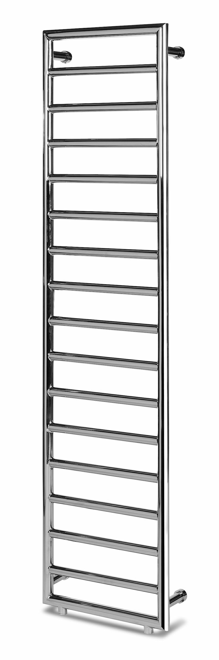 Modern towel rails available in hundreds of designs from Simply #Radiators.