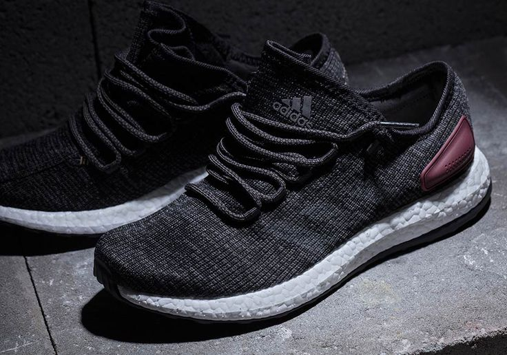 "The #adidas Pure BOOST ""Black/White"" will be available on 18th Jan followed by the adidas Pure BOOST ""Black"" on 24th Jan."