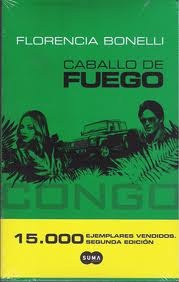 Caballo de Fuego - Congo, by Florencia Bonelli