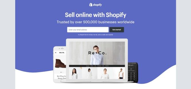 Shopify - Making money online is not a myth, instead, every day the number of online entrepreneurs increase. Here's everything you need to know as a beginner