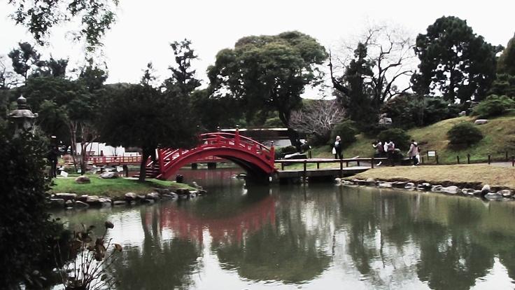the japanese garden, Baires