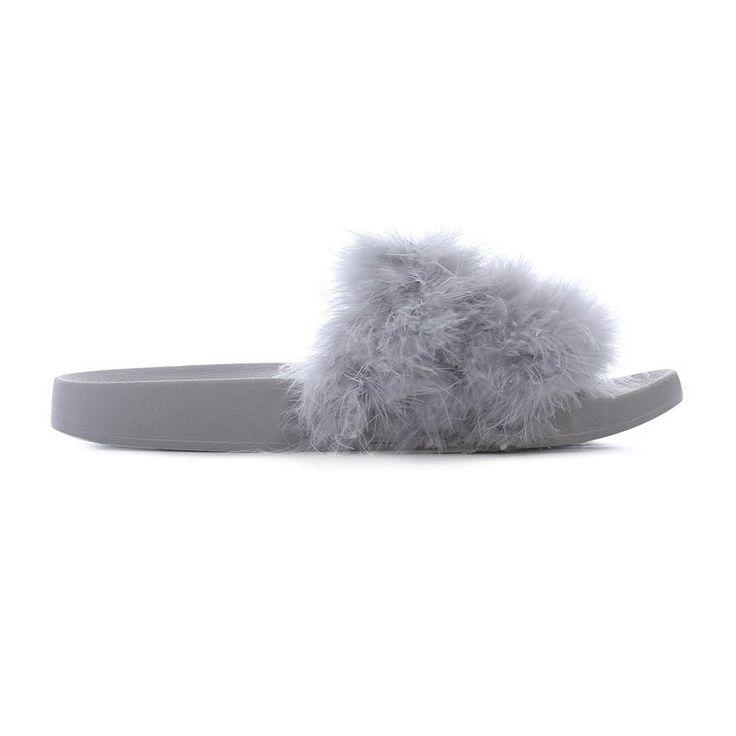 Pantufla color gris mullido  Categoría:#chanclas #primark_mujer #zapatos_mujer en #PRIMARK #PRIMANIA #primarkespaña  Más detalles en: http://ift.tt/2CXHpB3
