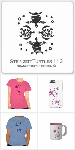 Steinzeit Turtle