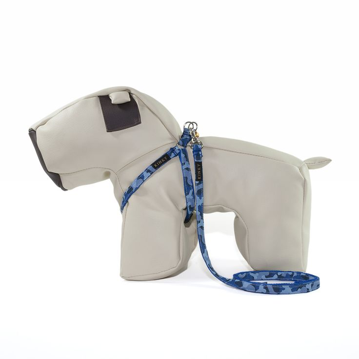 "Camouflage Bone Collection 3/8"" Mini harness & Lead FOR CATS TOO"