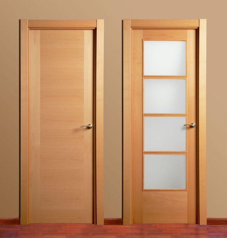 Best 25 puertas de madera modernas ideas on pinterest - Colores de puertas de madera ...