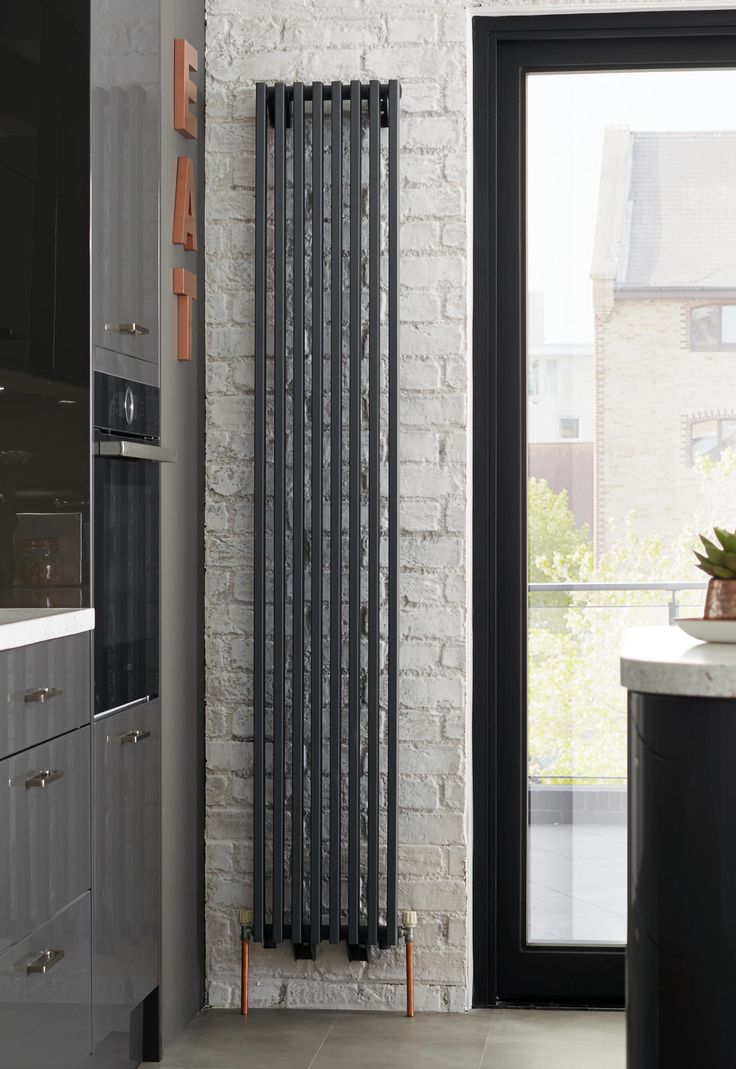 The 25 best radiators ideas on pinterest traditional - Designer vertical radiators for kitchens ...