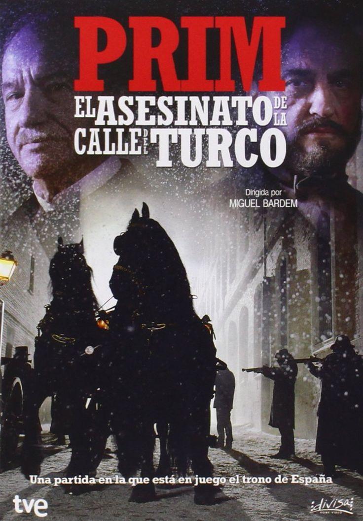 Prim, el asesinato de la calle del Turco [DVD]