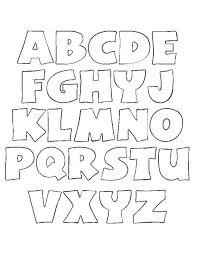 abecedario para recortar - Buscar con Google