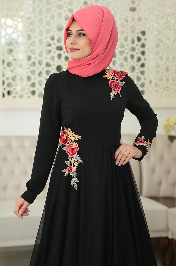 Som Fashion - Elisa Abiye Siyah