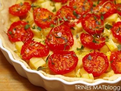 Tomatpai   TRINEs MATblogg