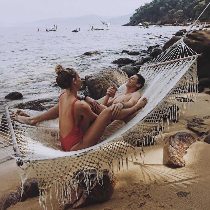 """Our kinda weekend @mgirdy in the Red @kissmax2013 """"One Peace"""" Shop our #BLACKFRIDAY sale! Suits starting at 40% off and over 80% off! BikiniBird.com #nocodeneeded"""