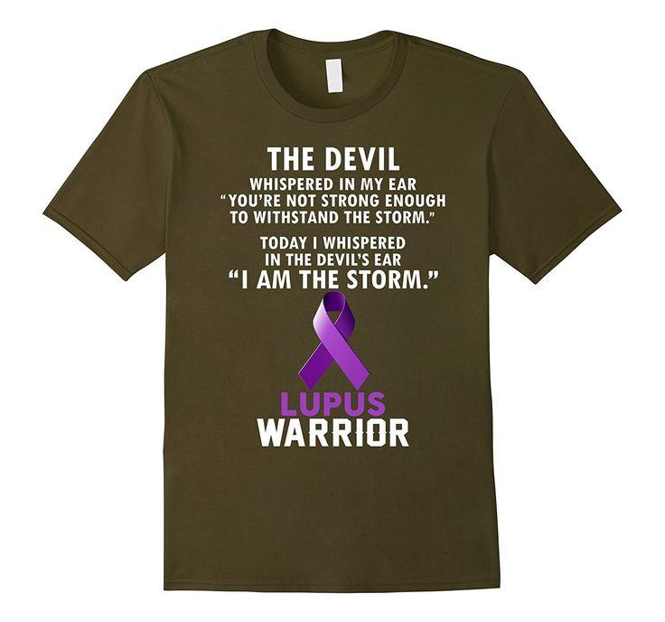 Lupus Awareness Shirts, Lupus warrior shirt, Lupus Shirts