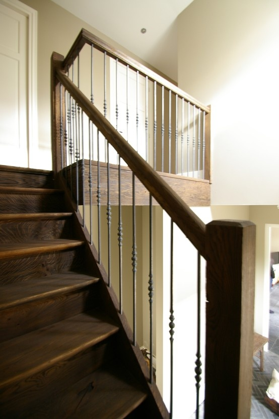 Love the detail of this particular classis staircase - stairs