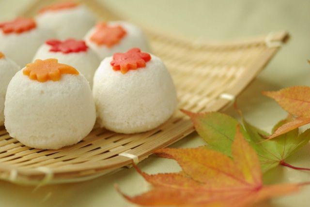 Japanese Wagashi Sweets