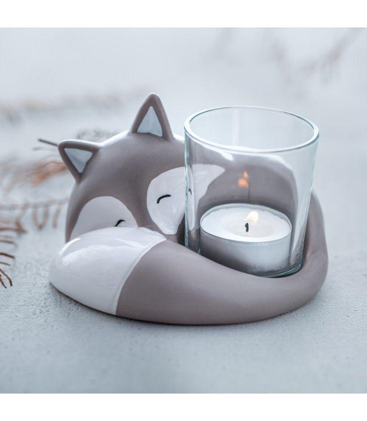 Perfect Our Fox Frederico Has Sweet Dreams. #decoration #autumn #interior  #leonardoglas #