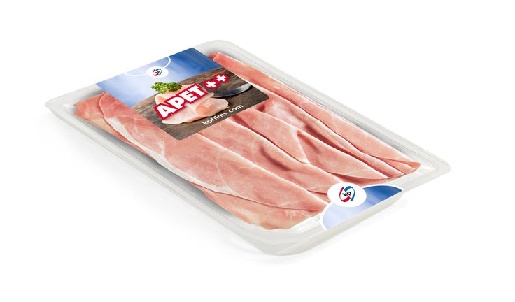APET++ is a brand-new mono PET-based technology for food products from Klöckner Pentaplast. This mono PET solution offers improved sealing properties even with contaminated sealing surfaces, as well as sealing at lower temperatures that will offer cost reductions by reducing utility costs.