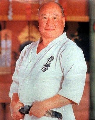 Sosai Mas Oyama. Kyokushin karate do. A hard core karate instructor from the days when a few bruises were acceptable.