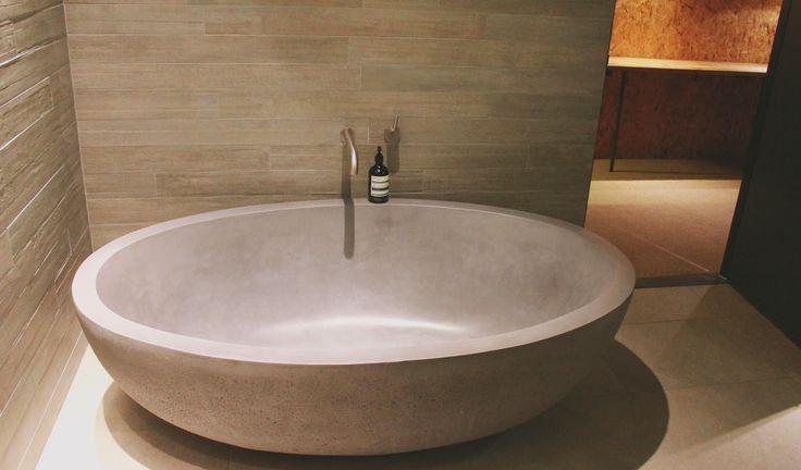 TRAVEL // Hotel Hotel, NewActon Nishi, Canberra #hotelhotel #chair #design #style #canberra #newactonnishi #bathroom #bath #pamper #aesop