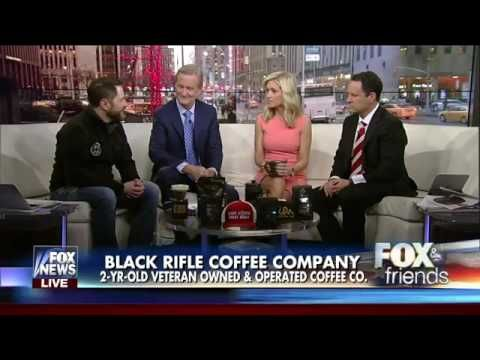 02-11-2017  Black Rifle Coffee Company Vows to Hire Vets, Build New Stores, and Donate to Police Officers