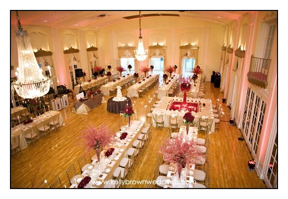 Lafayette Club weddings A private club but