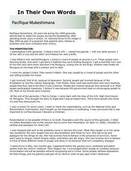 best rwanda victimes images africa human rwanda genocide in their own words pdf