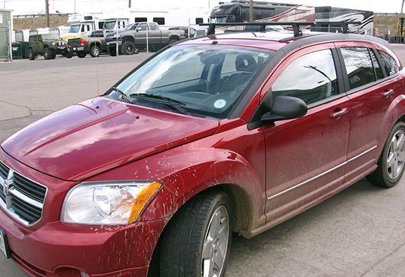 Roof Rack For Dodge Caliber 2007 In 2020 Dodge Caliber Roof Rack Dodge Journey