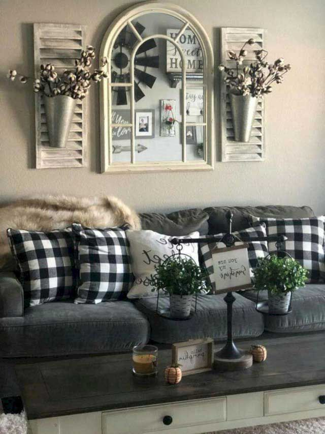 50 Top Modern Farmhouse Decor Ideas Easy To Managed 21 Best Inspiration Ideas That You Want In 2020 Farm House Living Room Farmhouse Decor Living Room French Country Living Room