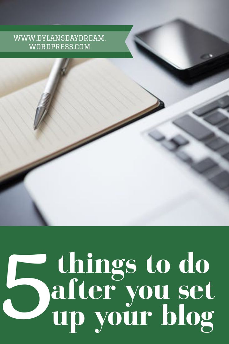 1. Set up social media accounts for your blog. This is definitely something I did not know was important. I was already on social media so that should be enough right? Yes and no is the answer in m…