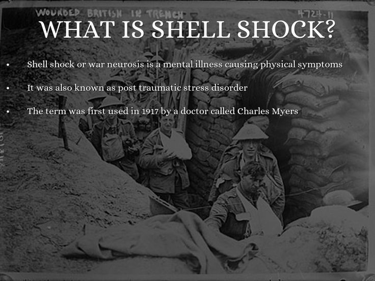 essay shell shock during world war Shell shock during world war one  next section essay questions previous section literary elements buy study guide how to cite https:.