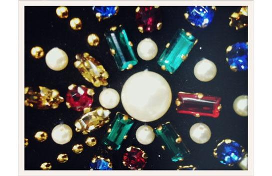 Détail précieux d'une chaussure signée Prada http://www.vogue.fr/sorties/on-y-etait/diaporama/la-vogue-fashion-night-out-en-twitpics-2012/9622/image/570910#detail-precieux-d-039-une-chaussure-signee-prada