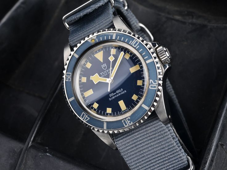 <h4>About this fine watch</h4> <p>We are very excited to be presenting to you another amazing Tudor MN Marine Nationale Submariner. This on is issued in 1979.</p> <p>It is becoming increasingly rare to see Tudor 'MN' Submariners offered for sale. These iconic MilSubs are becoming one of the most sought after Rolex Tudor watches for both collectors of Rolex and Tudor watches as well as collectors of Military issued pieces.</p> <p>This is...