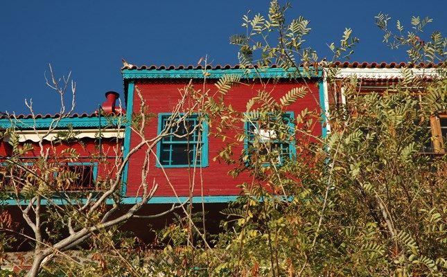 Ένας... πίνακας ζωγραφικής στη Μήθυμνα! #Greece #travel  http://diakopes.in.gr/trip-ideas/article/?aid=209653