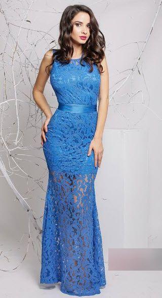 rochii de seara ieftine albastre